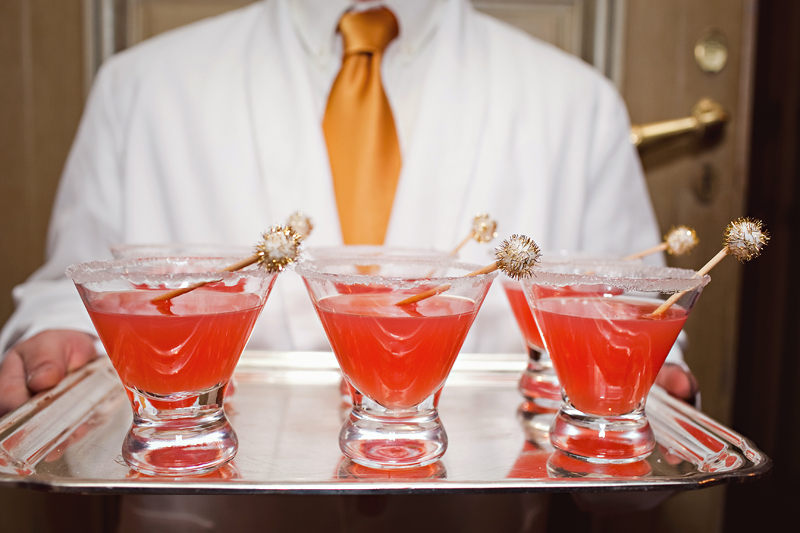 Drinks On Us! How To Create The Perfect Wedding Cocktail