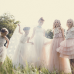 Tulle Flower Girl Dresses From Tutu du Monde
