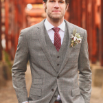 Groom Suits - Vintage Inspired