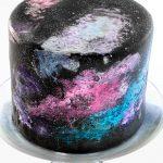 Wedding Cake Trends - Galaxy Cakes