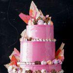 Wedding Cake Trends - Mirror Glaze