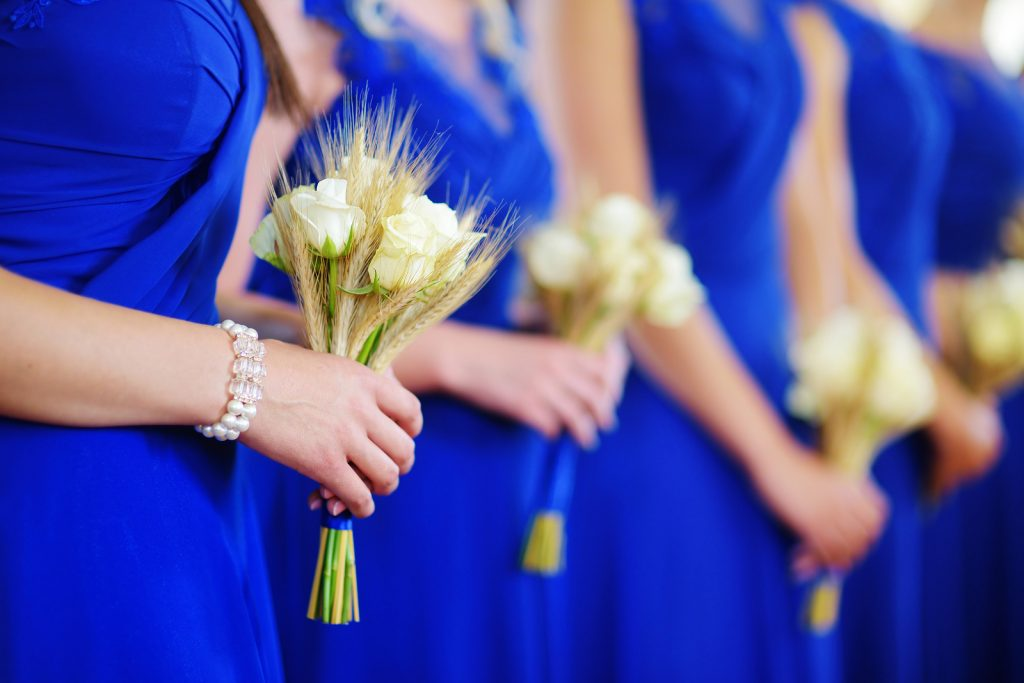 be a leader - maid of honor duties