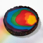 Trendy Dessert Dishes 2019 - Rainbow Cheesecake