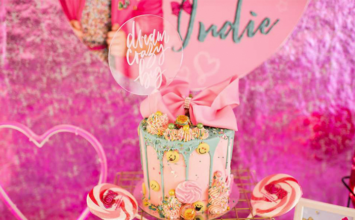 Sweet 16 Theme - Candyland